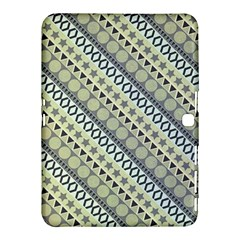 Abstract Seamless Pattern Samsung Galaxy Tab 4 (10 1 ) Hardshell Case