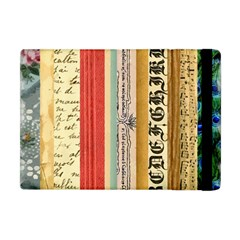 Digitally Created Collage Pattern Made Up Of Patterned Stripes Apple Ipad Mini Flip Case