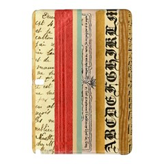 Digitally Created Collage Pattern Made Up Of Patterned Stripes Samsung Galaxy Tab Pro 12 2 Hardshell Case