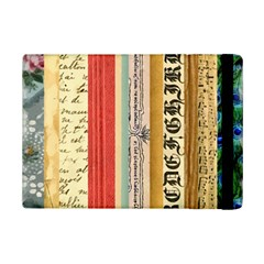 Digitally Created Collage Pattern Made Up Of Patterned Stripes Ipad Mini 2 Flip Cases