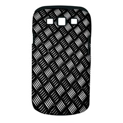 Abstract Of Metal Plate With Lines Samsung Galaxy S Iii Classic Hardshell Case (pc+silicone)