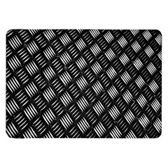 Abstract Of Metal Plate With Lines Samsung Galaxy Tab 8 9  P7300 Flip Case
