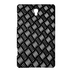 Abstract Of Metal Plate With Lines Samsung Galaxy Tab S (8.4 ) Hardshell Case