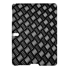 Abstract Of Metal Plate With Lines Samsung Galaxy Tab S (10.5 ) Hardshell Case