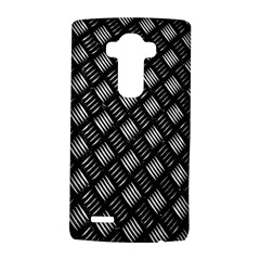 Abstract Of Metal Plate With Lines Lg G4 Hardshell Case