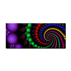 Fractal Background With High Quality Spiral Of Balls On Black Cosmetic Storage Cases
