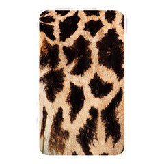 Yellow And Brown Spots On Giraffe Skin Texture Memory Card Reader