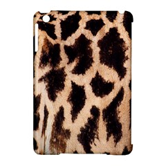 Yellow And Brown Spots On Giraffe Skin Texture Apple Ipad Mini Hardshell Case (compatible With Smart Cover)