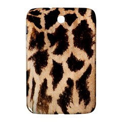 Yellow And Brown Spots On Giraffe Skin Texture Samsung Galaxy Note 8 0 N5100 Hardshell Case