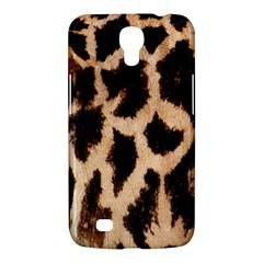 Yellow And Brown Spots On Giraffe Skin Texture Samsung Galaxy Mega 6 3  I9200 Hardshell Case