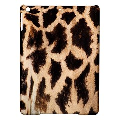 Yellow And Brown Spots On Giraffe Skin Texture Ipad Air Hardshell Cases