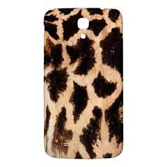 Yellow And Brown Spots On Giraffe Skin Texture Samsung Galaxy Mega I9200 Hardshell Back Case