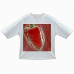Red Pepper And Bubbles Infant/toddler T Shirts