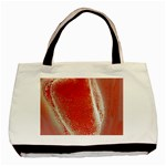 Red Pepper And Bubbles Basic Tote Bag Front
