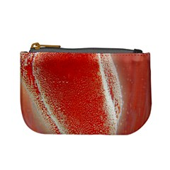 Red Pepper And Bubbles Mini Coin Purses