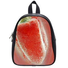 Red Pepper And Bubbles School Bags (small)