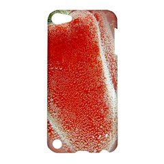 Red Pepper And Bubbles Apple Ipod Touch 5 Hardshell Case