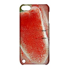 Red Pepper And Bubbles Apple Ipod Touch 5 Hardshell Case With Stand
