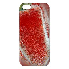 Red Pepper And Bubbles Iphone 5s/ Se Premium Hardshell Case