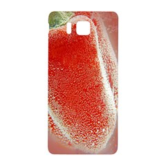Red Pepper And Bubbles Samsung Galaxy Alpha Hardshell Back Case