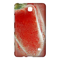 Red Pepper And Bubbles Samsung Galaxy Tab 4 (8 ) Hardshell Case