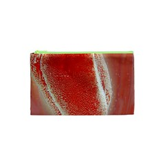 Red Pepper And Bubbles Cosmetic Bag (xs)