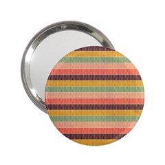 Abstract Vintage Lines Background Pattern 2 25  Handbag Mirrors