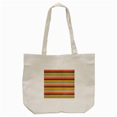 Abstract Vintage Lines Background Pattern Tote Bag (cream)