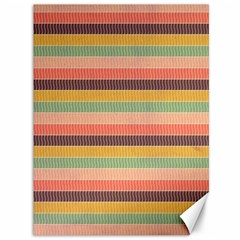 Abstract Vintage Lines Background Pattern Canvas 36  x 48