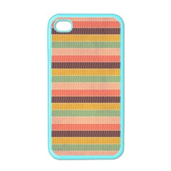 Abstract Vintage Lines Background Pattern Apple Iphone 4 Case (color)
