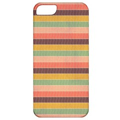 Abstract Vintage Lines Background Pattern Apple Iphone 5 Classic Hardshell Case