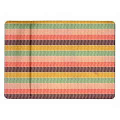 Abstract Vintage Lines Background Pattern Samsung Galaxy Tab 10 1  P7500 Flip Case