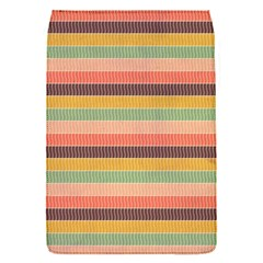 Abstract Vintage Lines Background Pattern Flap Covers (s)