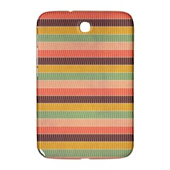 Abstract Vintage Lines Background Pattern Samsung Galaxy Note 8.0 N5100 Hardshell Case