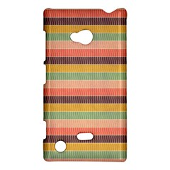 Abstract Vintage Lines Background Pattern Nokia Lumia 720