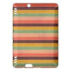 Abstract Vintage Lines Background Pattern Kindle Fire Hdx Hardshell Case