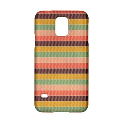 Abstract Vintage Lines Background Pattern Samsung Galaxy S5 Hardshell Case