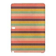 Abstract Vintage Lines Background Pattern Samsung Galaxy Tab Pro 12.2 Hardshell Case