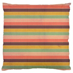 Abstract Vintage Lines Background Pattern Standard Flano Cushion Case (two Sides)