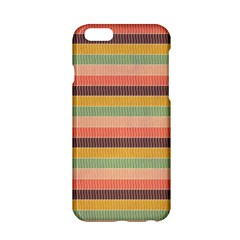 Abstract Vintage Lines Background Pattern Apple Iphone 6/6s Hardshell Case