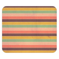 Abstract Vintage Lines Background Pattern Double Sided Flano Blanket (small)