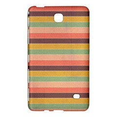 Abstract Vintage Lines Background Pattern Samsung Galaxy Tab 4 (7 ) Hardshell Case