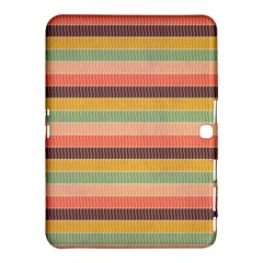 Abstract Vintage Lines Background Pattern Samsung Galaxy Tab 4 (10 1 ) Hardshell Case