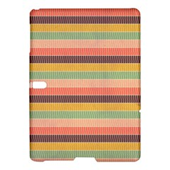 Abstract Vintage Lines Background Pattern Samsung Galaxy Tab S (10 5 ) Hardshell Case