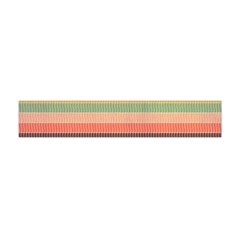 Abstract Vintage Lines Background Pattern Flano Scarf (Mini)