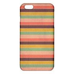 Abstract Vintage Lines Background Pattern iPhone 6 Plus/6S Plus TPU Case