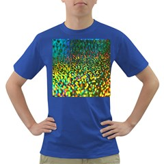 Construction Paper Iridescent Dark T Shirt