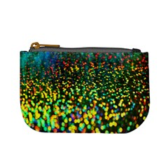 Construction Paper Iridescent Mini Coin Purses