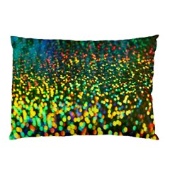 Construction Paper Iridescent Pillow Case (two Sides)