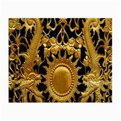 Golden Sun Small Glasses Cloth (2 Side)